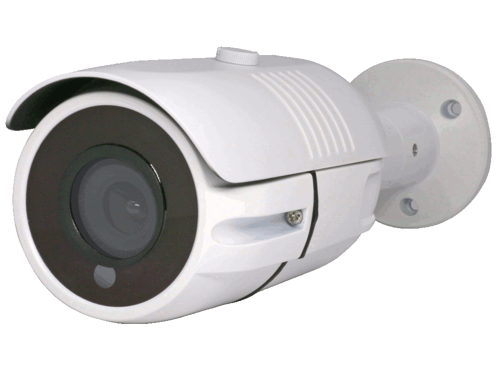 "IP camera waterproof H265 2Mpx 1/3"" Varifocal 3:12mm IR 40 metri"